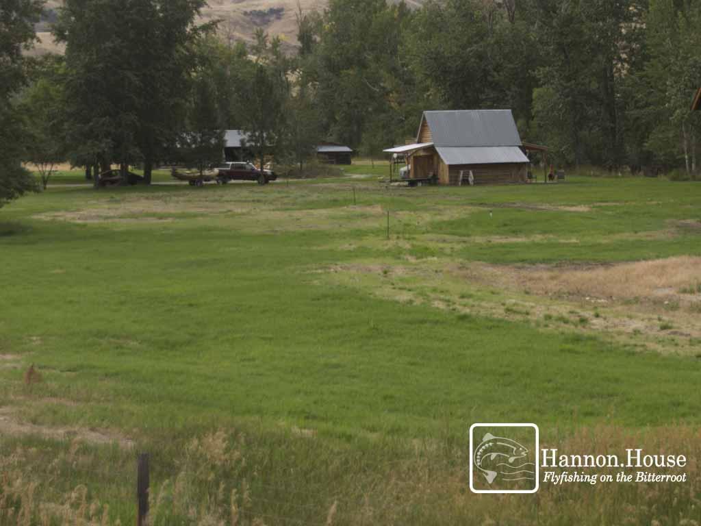 Hannon House Property