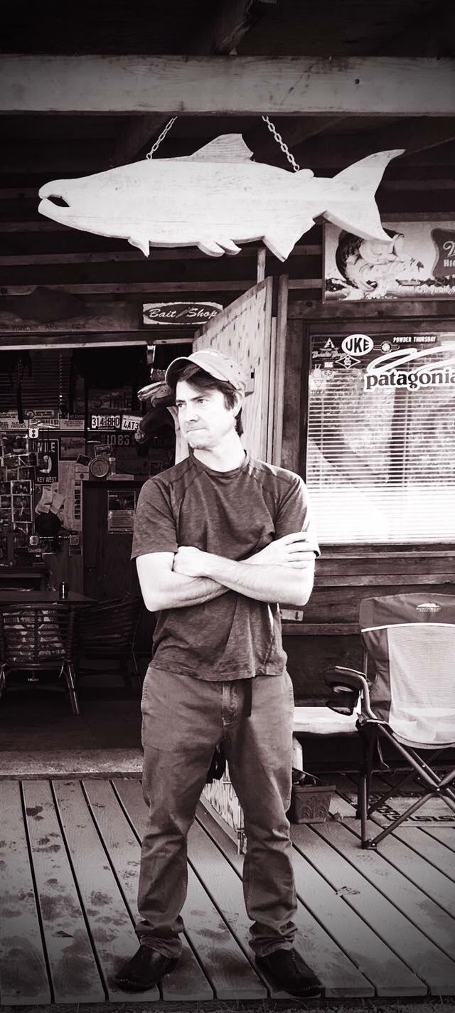 Manning the boathouse