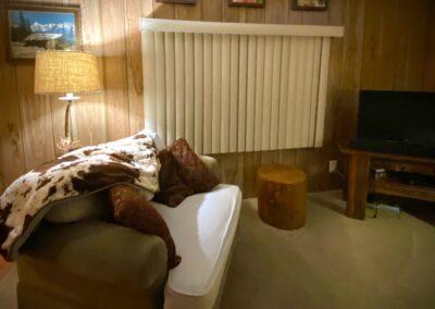 Cutthroat Living Room
