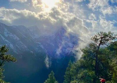 Trapper Peak Overlook
